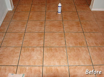 Tired of Dirty Grout Ruining The Beauty of Your Tile? | Lonestar ...